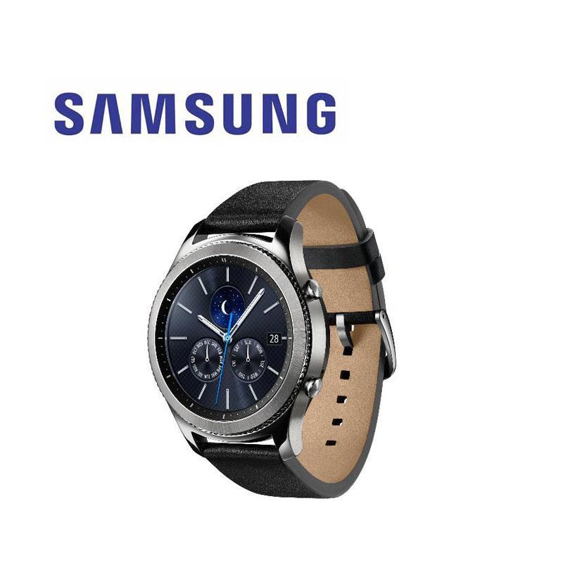 藍芽手錶 Samsung Gear S3 Classic-銀色