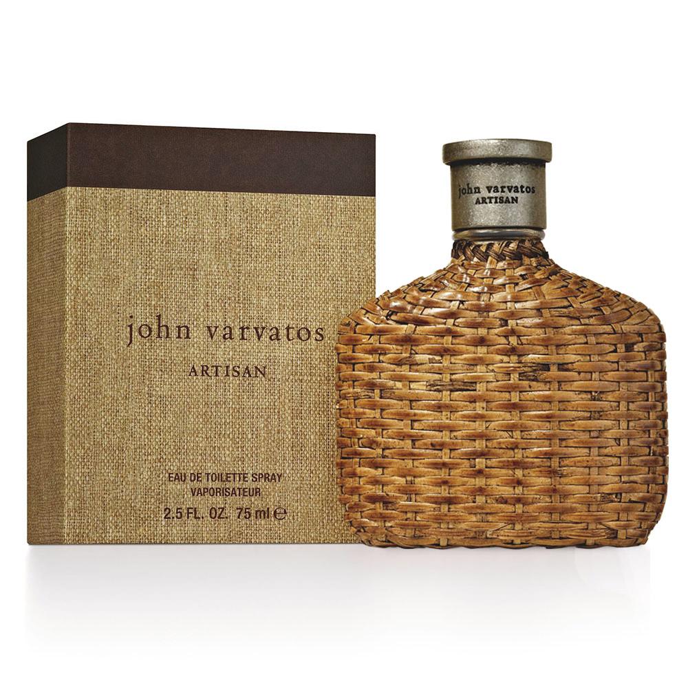 John Varvatos Artisan 工匠藤編男性淡香水(75ml) EDT-國際航空版