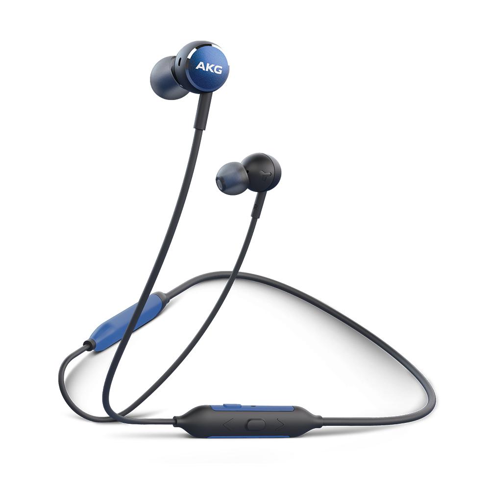 AKG Y100 Wireless 藍色 無線藍牙 耳道式耳機