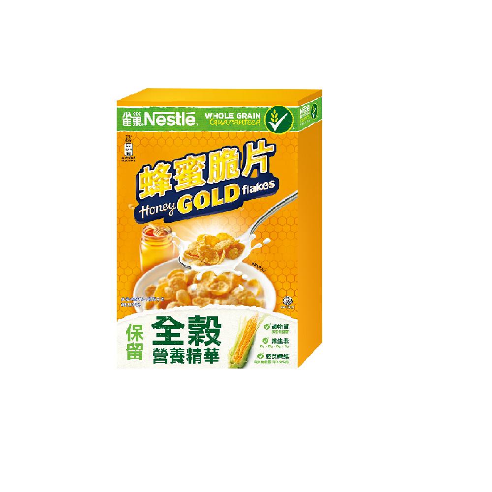 【雀巢 Nestle】蜂蜜脆片早餐脆片 370g