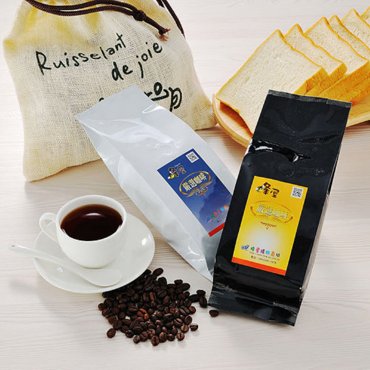 《蜂屋》摩卡(一磅)+巴西(半磅),單品咖啡豆組合包