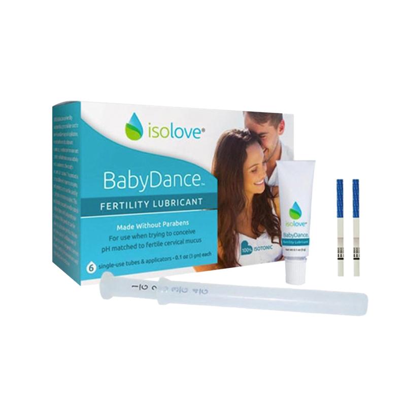 【美國FH】BabyDance備孕潤滑劑(6次)