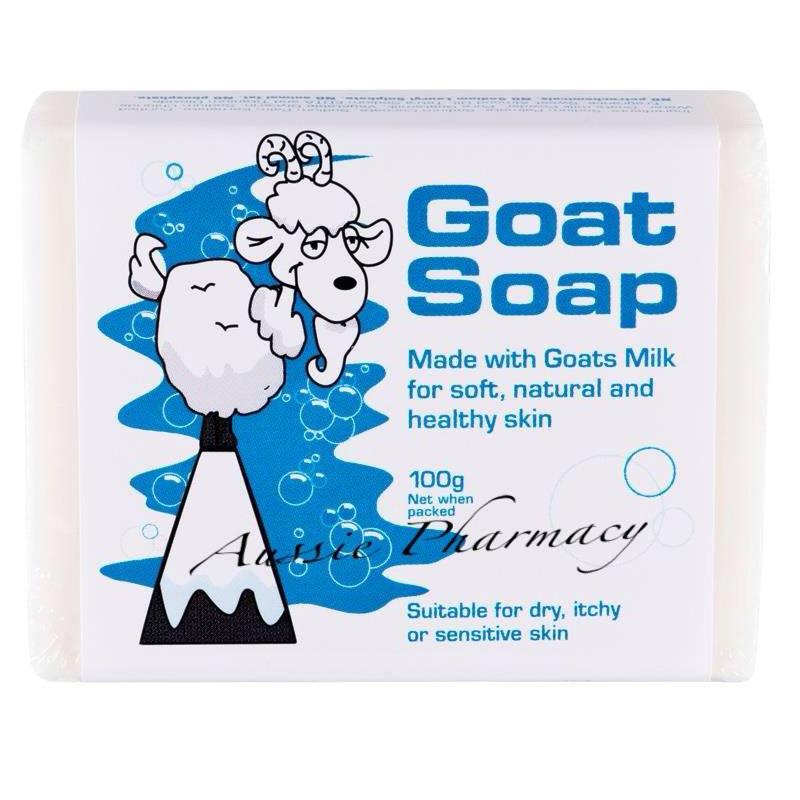 Goat Milk Soap純手工製作山羊奶皂一入-原味