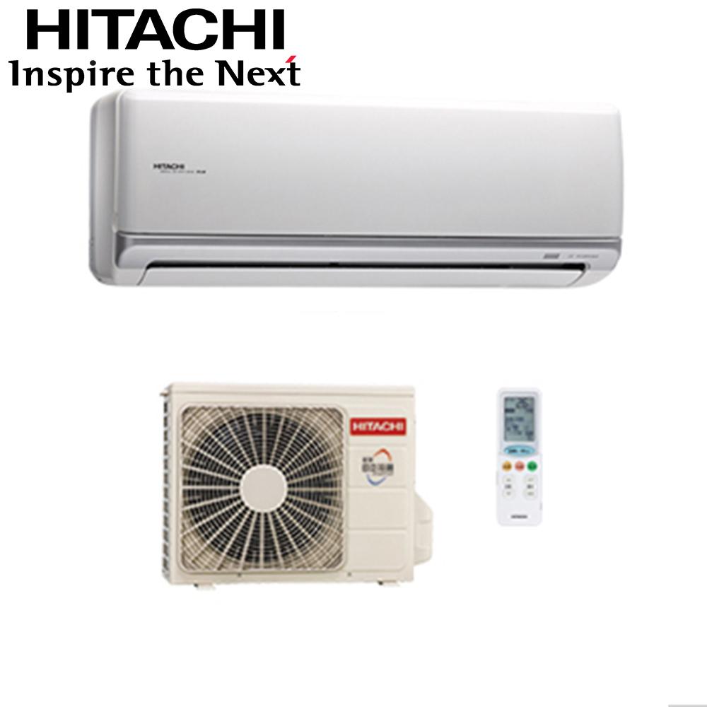 【HITACHI 日立】11-13坪變頻冷暖分離式冷氣RAC-90NK/RAS-90NK