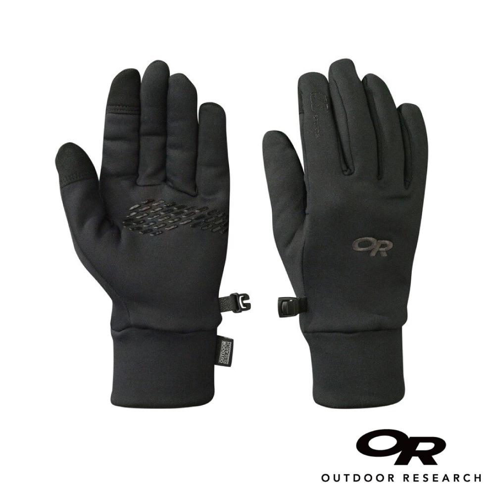 【美國Outdoor Research】黑色S-女款戶外多用途超輕量保暖觸控防滑手套