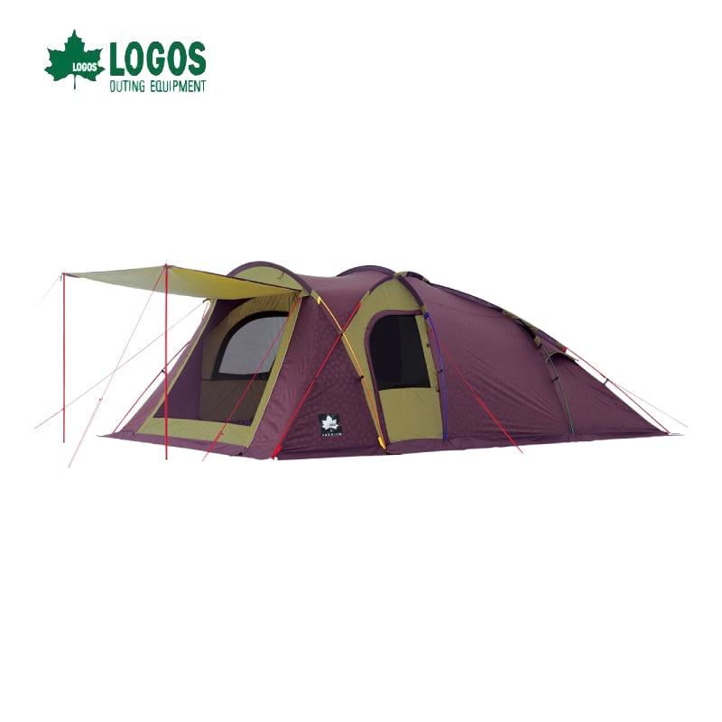 日本LOGOS Prem Link XL-AG 五人帳篷 客廳帳 露營 No.71805516