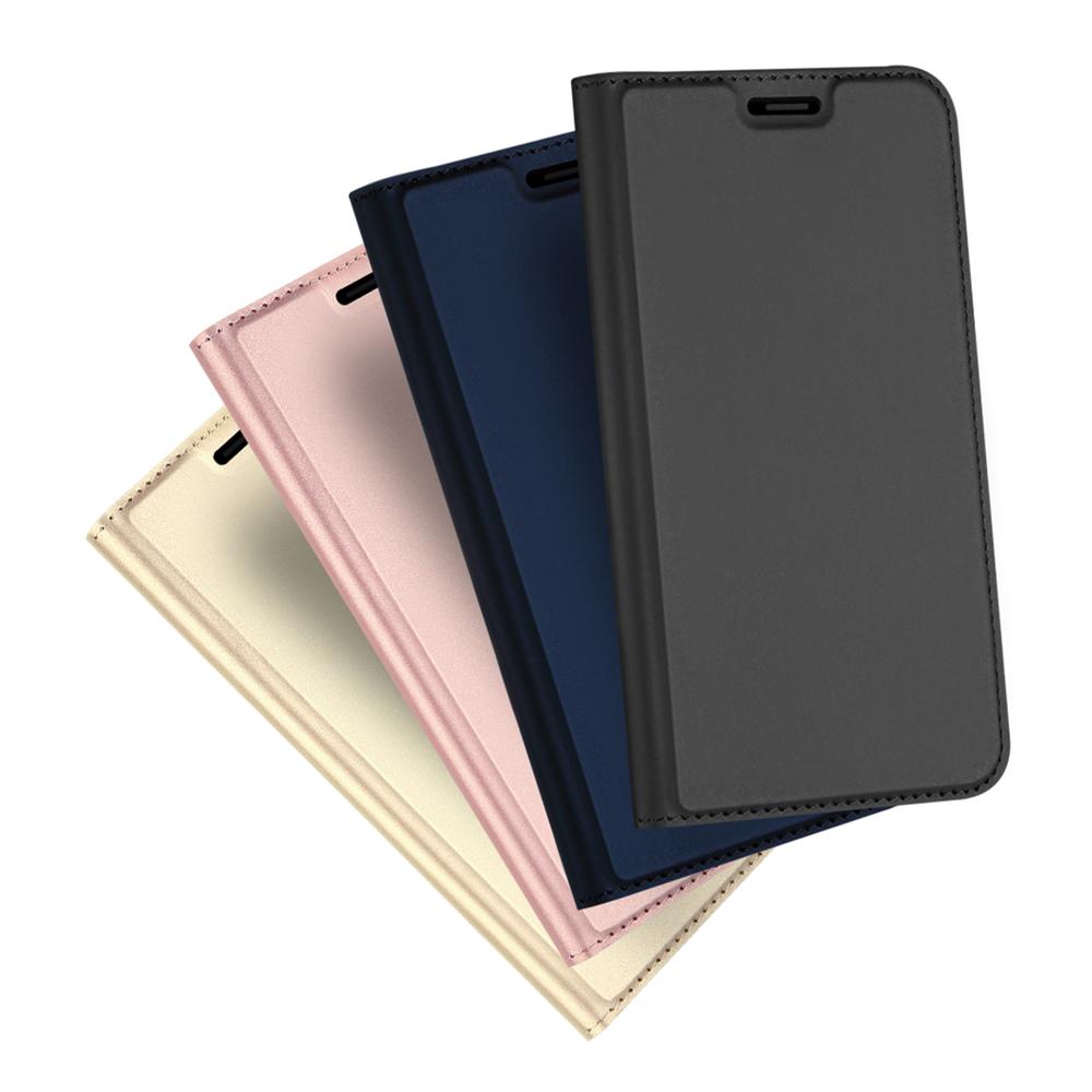 DUX DUCIS Apple iPhone Xs Max SKIN Pro 皮套(金色)