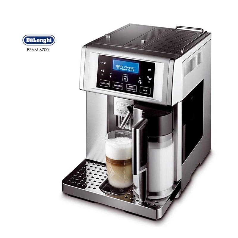 【DeLonghi迪朗奇】義大利 尊爵型全自動咖啡機 ESAM6700