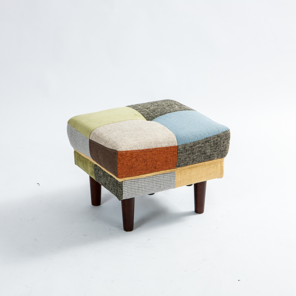 Los colores  IV 單人座腳凳-生活工場