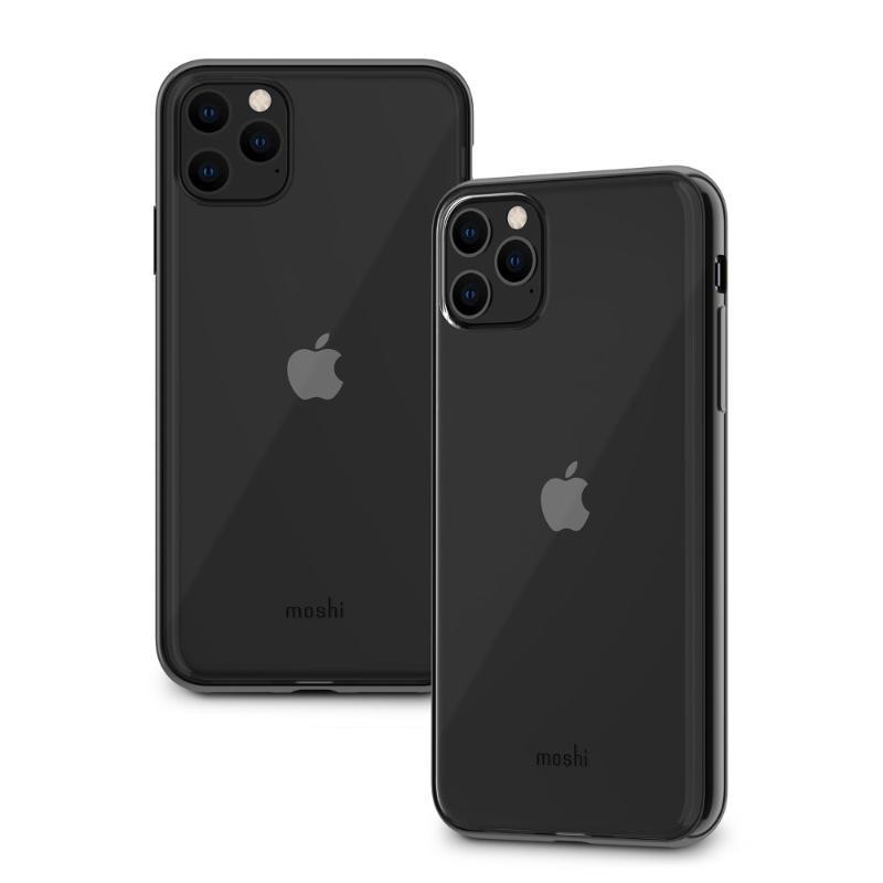 Moshi Vitros 超薄透亮保護背殼iPhone 11 Pro Max 6.5 黑