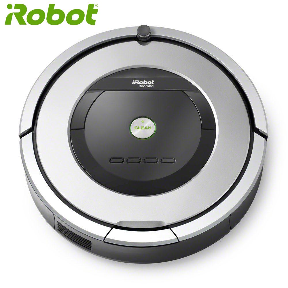 美國iRobot Roomba 860 預約訂時+鋰電池+虛擬牆掃地機器人 保固15個月