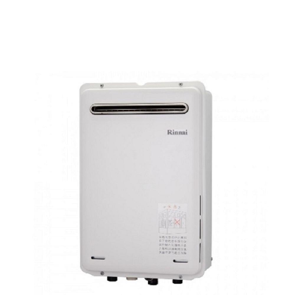 (全省安裝)林內24公升屋外型(非強制排氣)熱水器/天然氣/REU-A2426W-TR_NG2