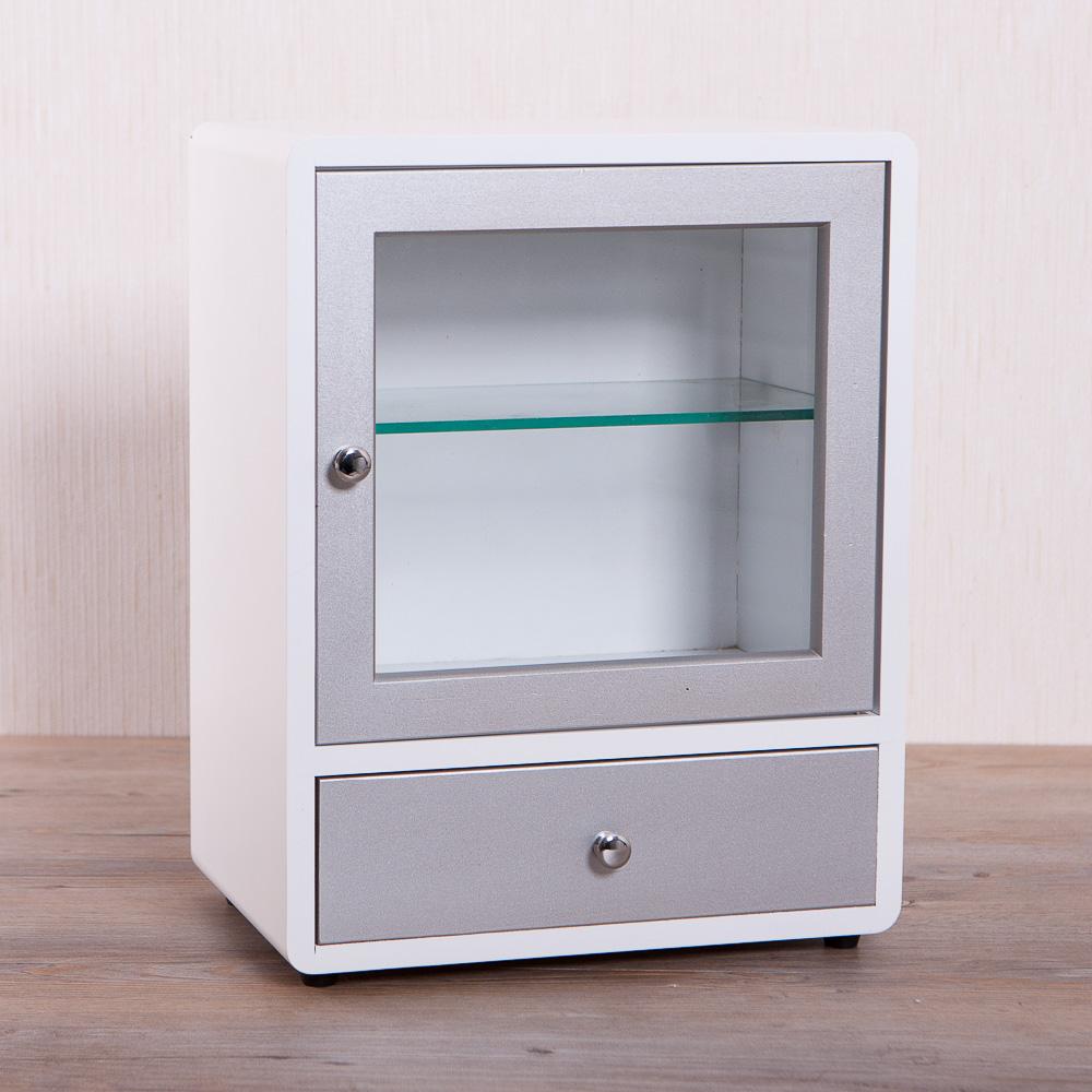 NEW MODERN單門單抽收納櫃-生活工場