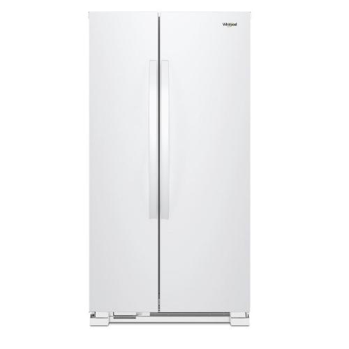 Whirlpool 惠而浦 640公升對開門冰箱 WRS312SNHW
