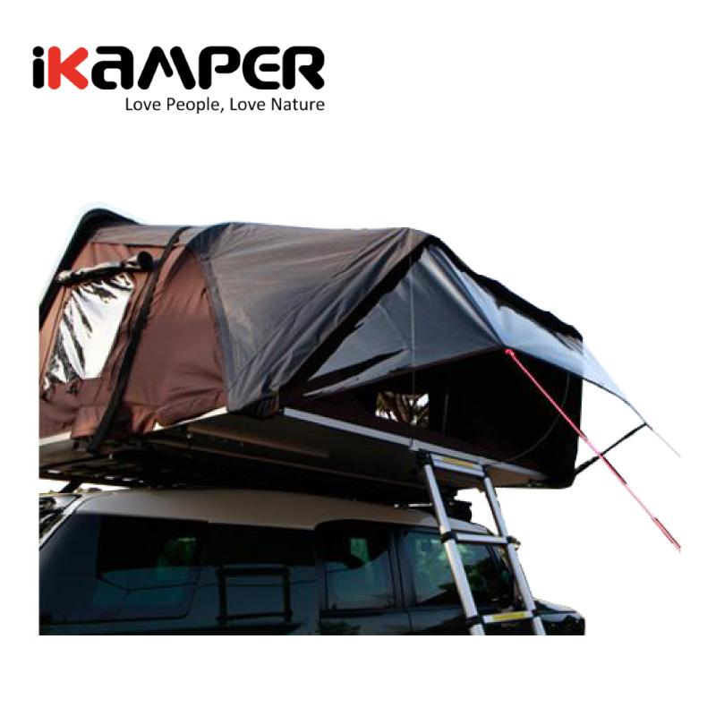 IKAMPER Skycamp 車頂帳蓬配件 VINYL CANOPY 透明遮雨棚