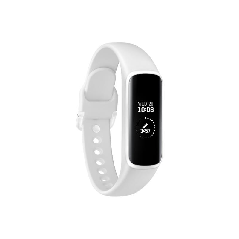 藍牙智慧手環Samsung Galaxy Fit e 珍珠白