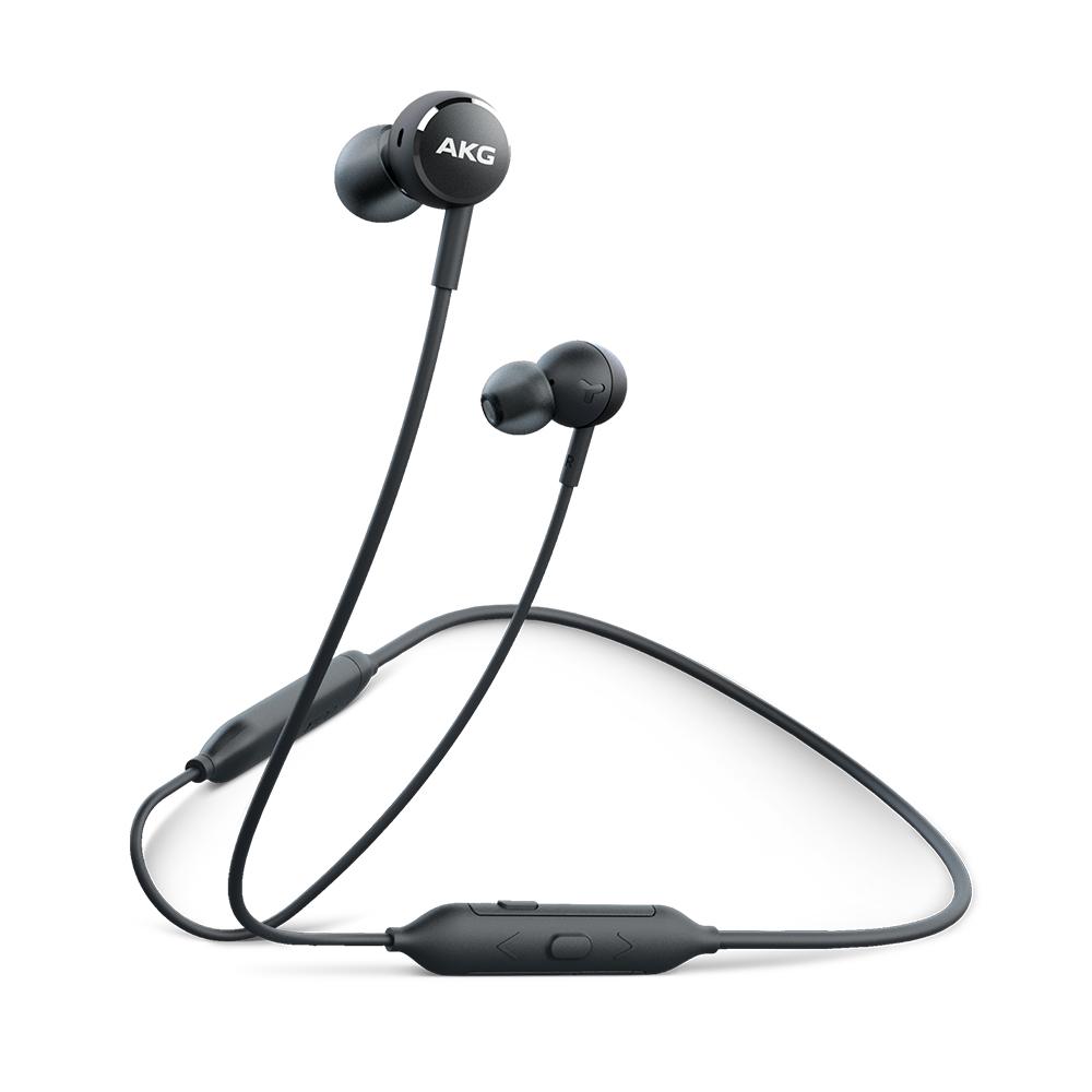 AKG Y100 Wireless 黑色 無線藍牙 耳道式耳機