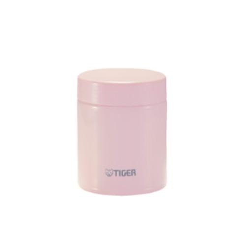 TIGER虎牌 500cc不鏽鋼真空食物罐(粉紅) MCJ-A050