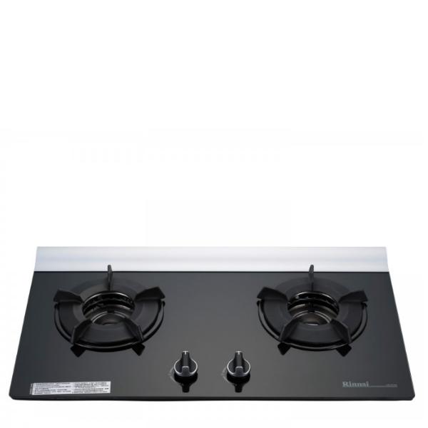 (全省安裝)林內二口爐內焰玻璃檯面爐(與RB-201GN(B)同款)瓦斯爐RB-201GN(B)_LPG