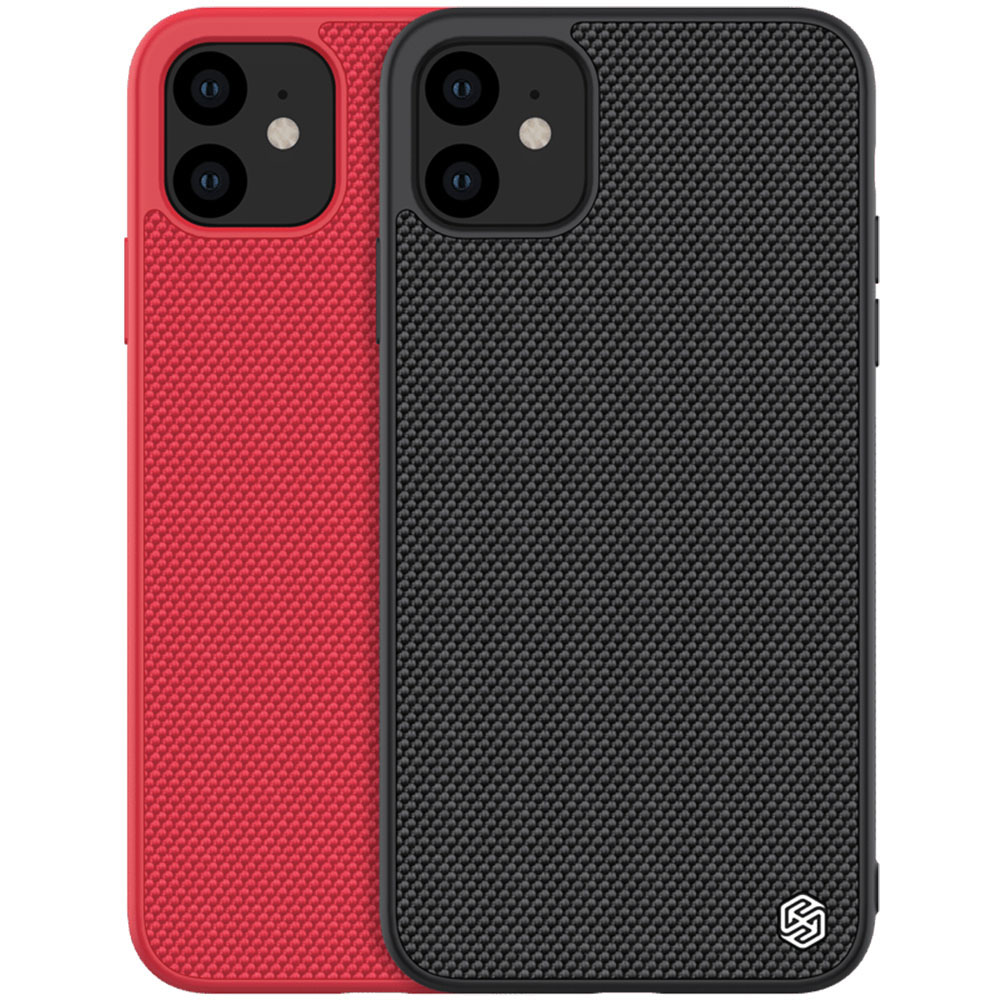 NILLKIN Apple iPhone 11 6.1 優尼保護殼(紅色)