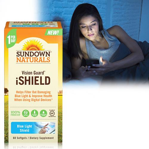 Sundown日落恩賜 超級葉黃素游離型複方軟膠囊(60粒/盒)