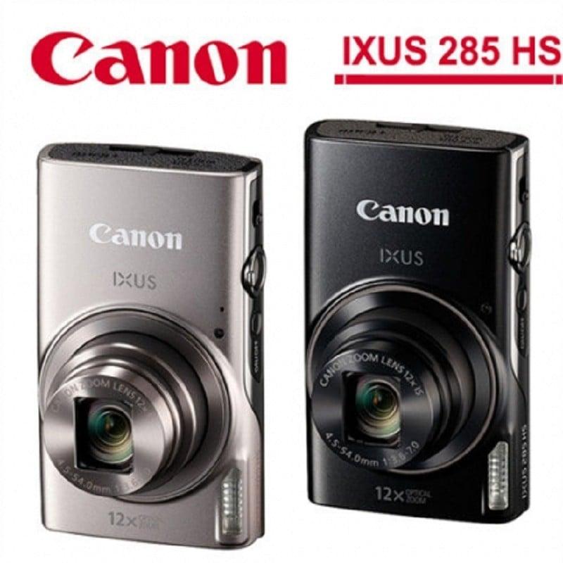 CANON IXUS 285 -黑色 送32G高速卡+專用電池+螢幕保護貼+清潔組+讀卡機+小腳架 公司貨