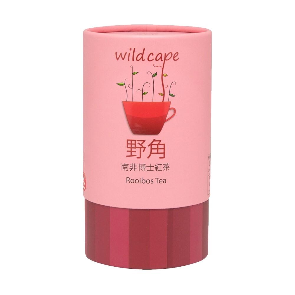 【野角wildcape】南非博士紅茶(40茶包/罐)
