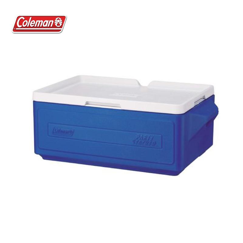 Coleman 23.5L置物型冰桶/藍 CM-1326
