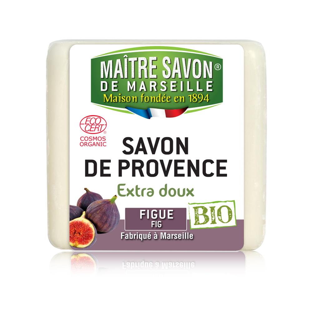 法國玫翠思植物皂100g-無花果x6入