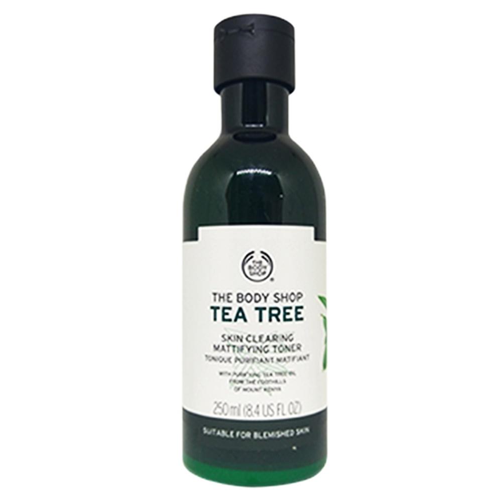 THE BODY SHOP 茶樹淨膚調理水 250ml