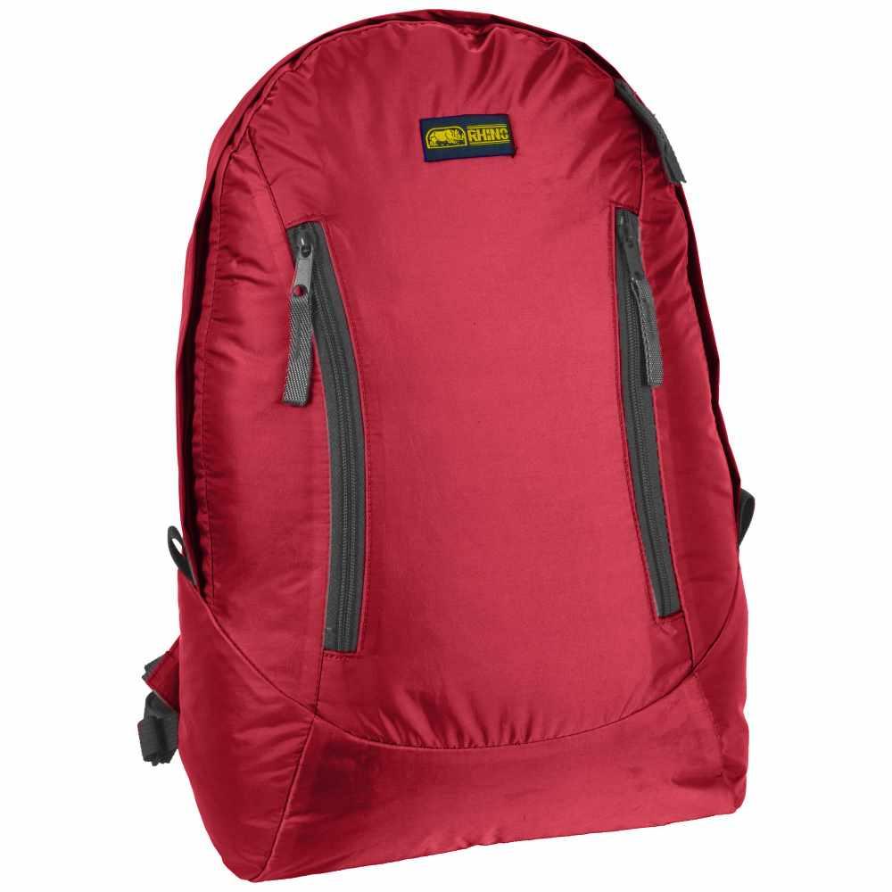 犀牛 RHINO  19公升口袋背包-紅