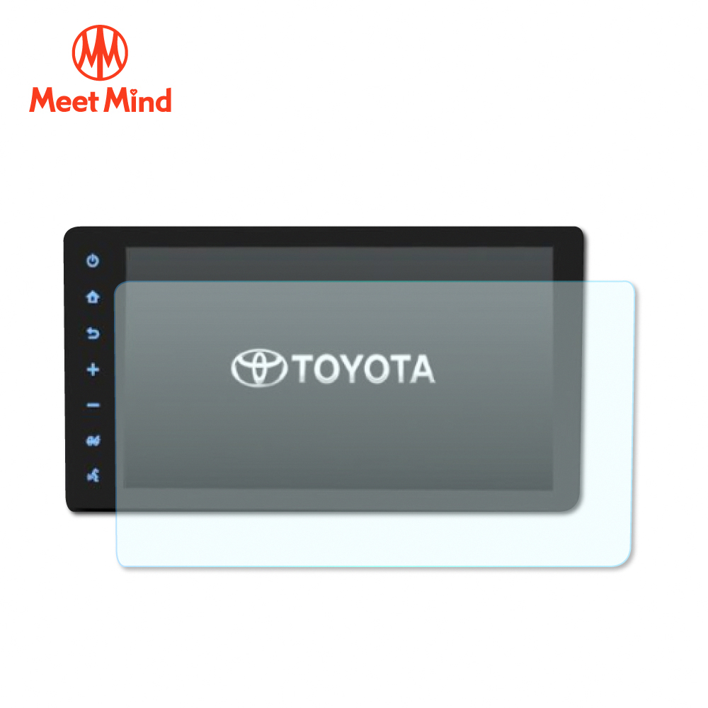 Meet Mind 光學汽車高清低霧螢幕保護貼 TOYOTA COROLLA CROSS HYBRID 8吋 豐田 中控螢幕8吋