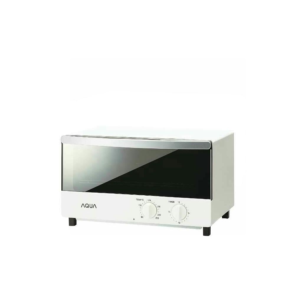 挖寶清倉日本AQUA 1100W烤箱AQT-WA11-T