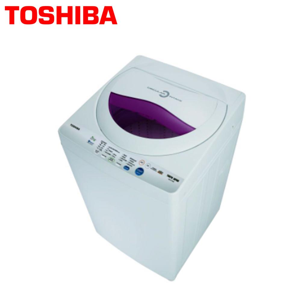【TOSHIBA東芝】7公斤定頻直立式單槽洗衣機AW-B7091E