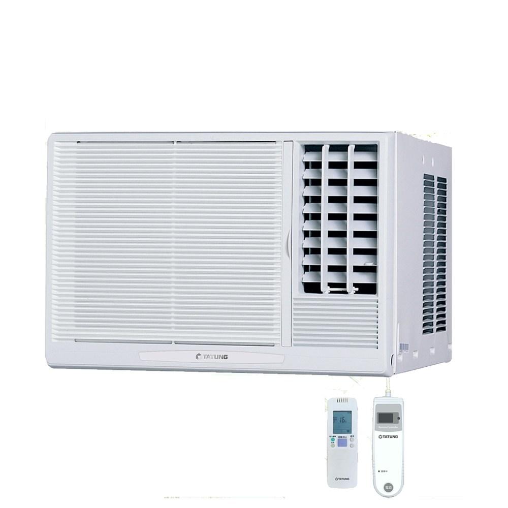(含標準安裝)大同變頻右吹窗型冷氣6坪TW-41DDSN
