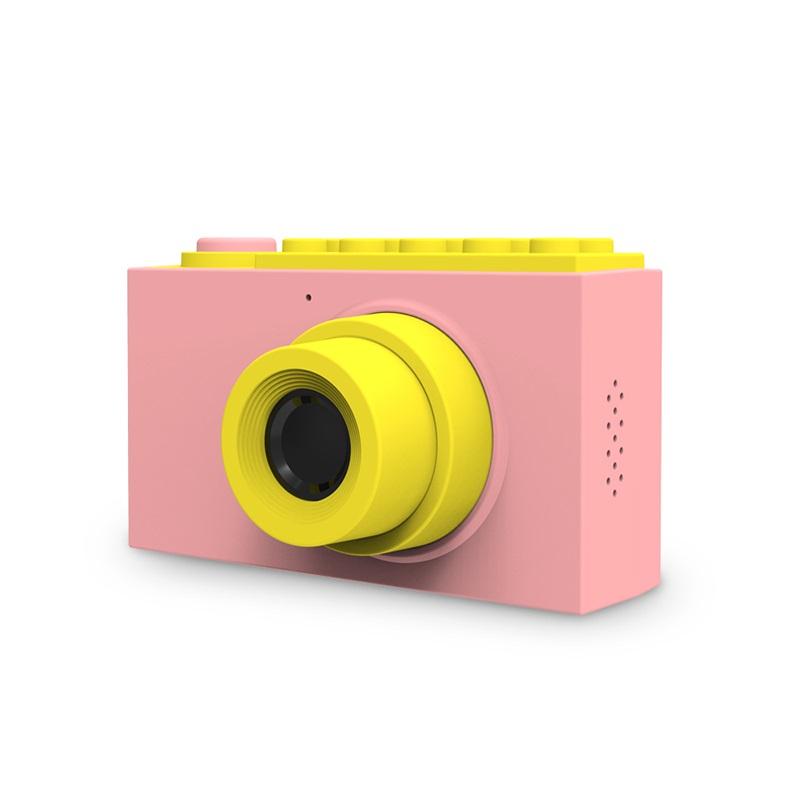 FUNY Kids 童趣數位相機-粉 (送32GB記憶卡)