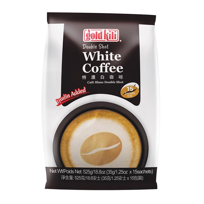 【金麒麟 gold kili】特濃白咖啡 35gx15入