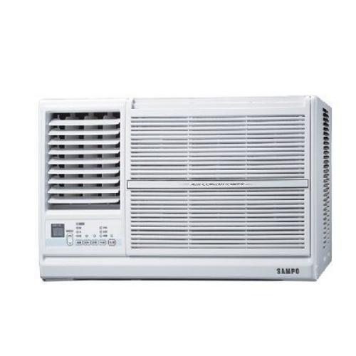 ★含標準安裝★【SAMPO聲寶】變頻窗型冷氣4坪AW-PC28DL左吹
