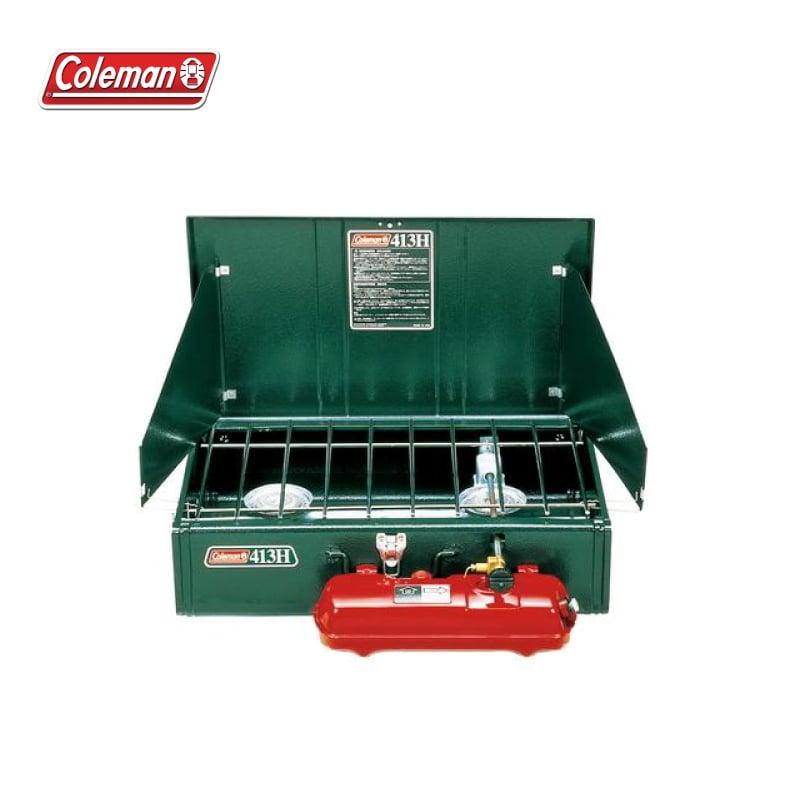 Coleman 413氣化雙口爐 汽化爐 登山 露營野炊 炊具 爐具 CM-0391