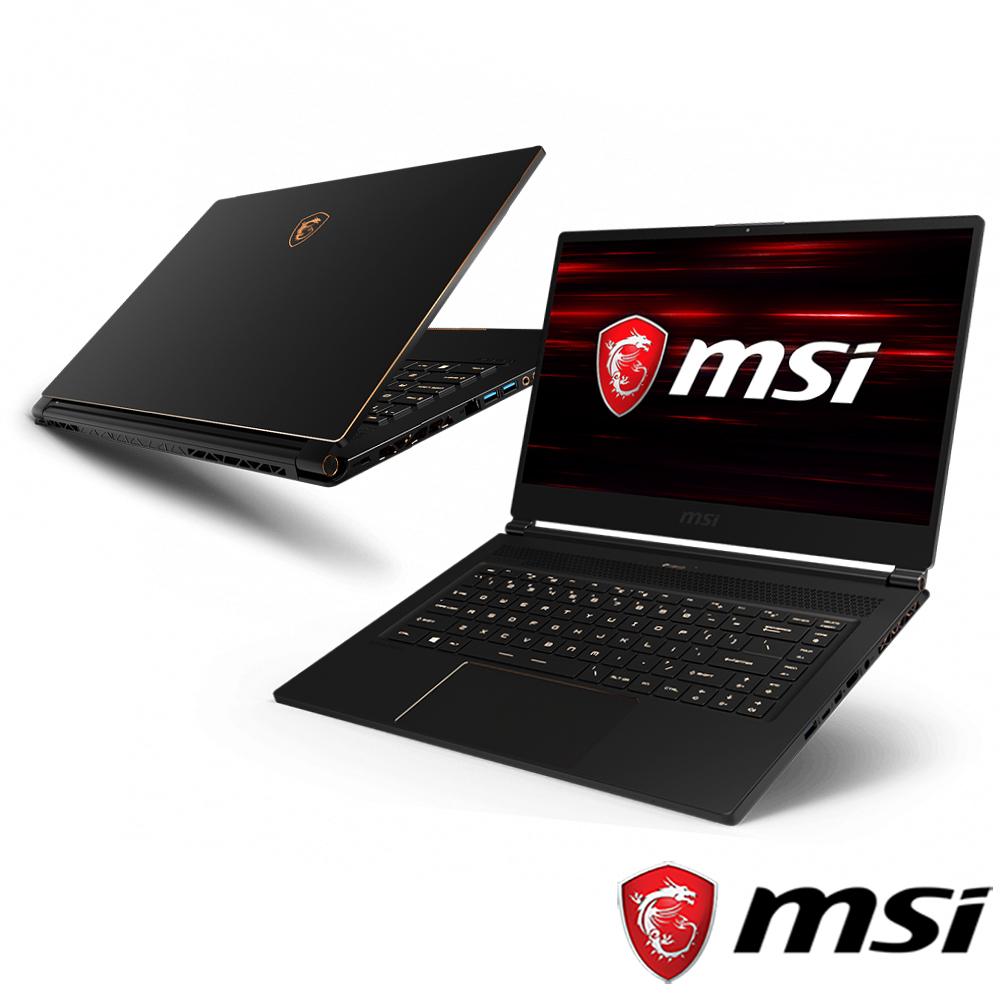 【MSI 微星】GS65 9SD-602TW(i7-9750H/16G/512G SSD/GTX1660Ti-6G/Win10Pro)