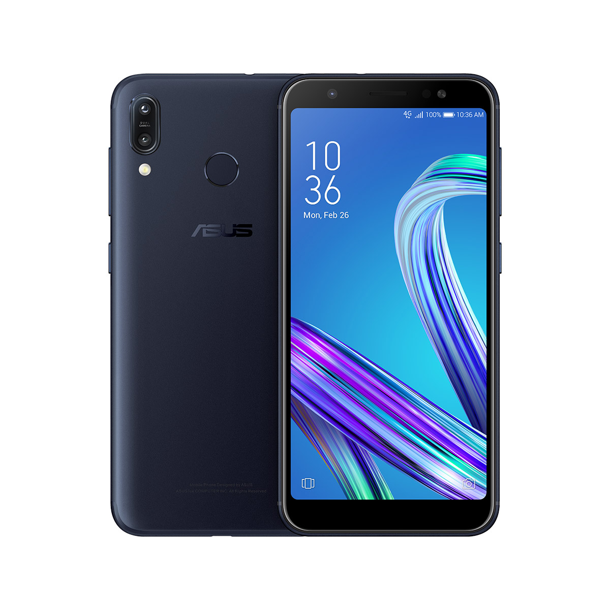 ASUS ZenFone Max ZB555KL 2G/32G 5.5吋 智慧型手機_幻影黑