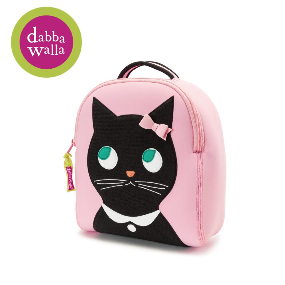 美國Dabbawalla瓦拉包 -貓咪防走失兒童後背包
