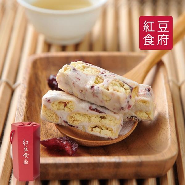 預購《紅豆食府》團圓原味牛軋派(100g/盒,共四盒)(1/8-1/15出貨)