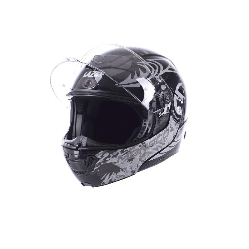 JARVISH X LAZER Monaco Evo S 智慧安全帽-沙漠之鷹 XL