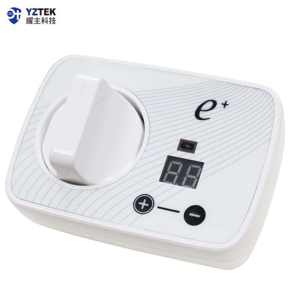 E+ 自動關 瓦斯爐輔助安全開關 定時自動熄火 特仕版 橫式白 TY-006HW