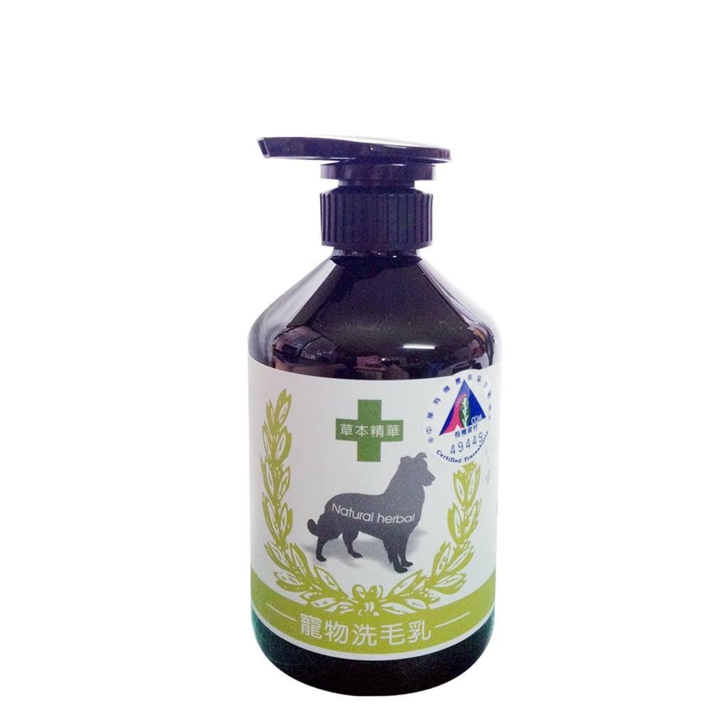 《環寶靈》寵物寶貝驅蚤抗菌洗毛乳(櫻花)400ml