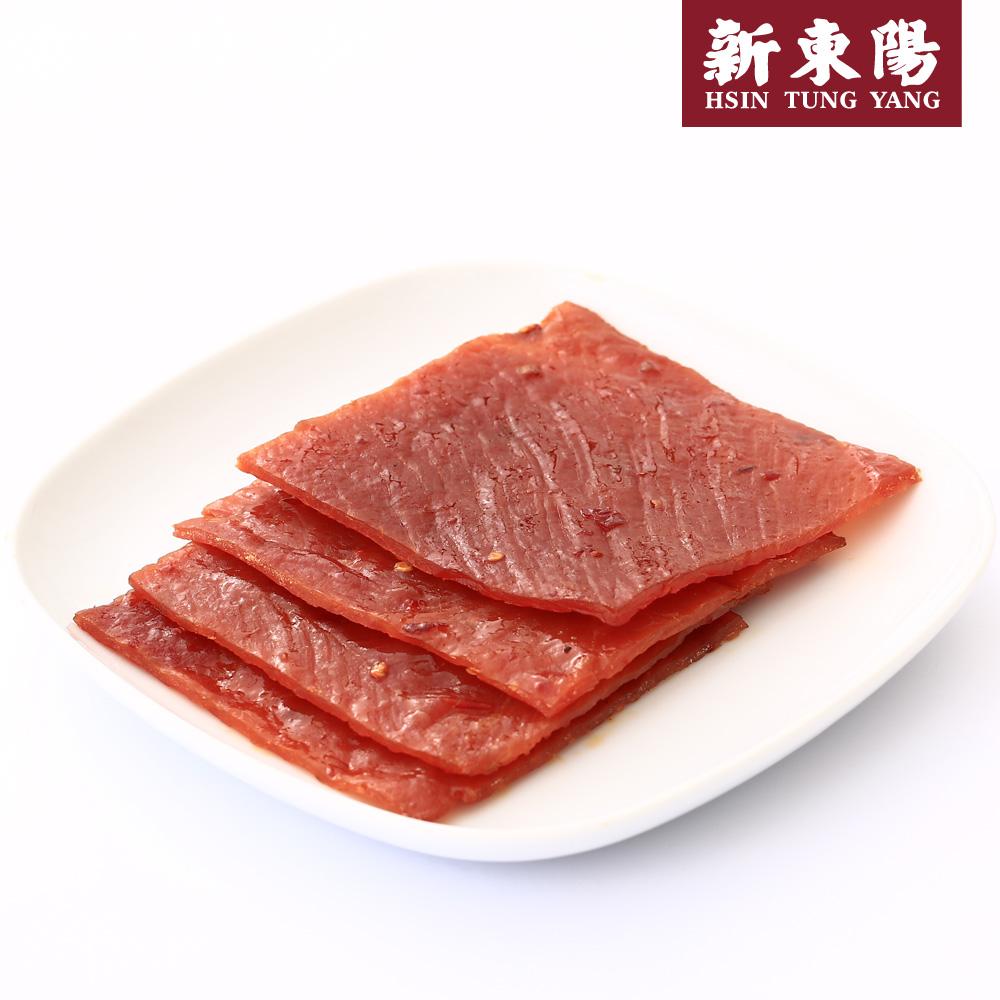 【新東陽】辣味豬肉乾(275g*2包)