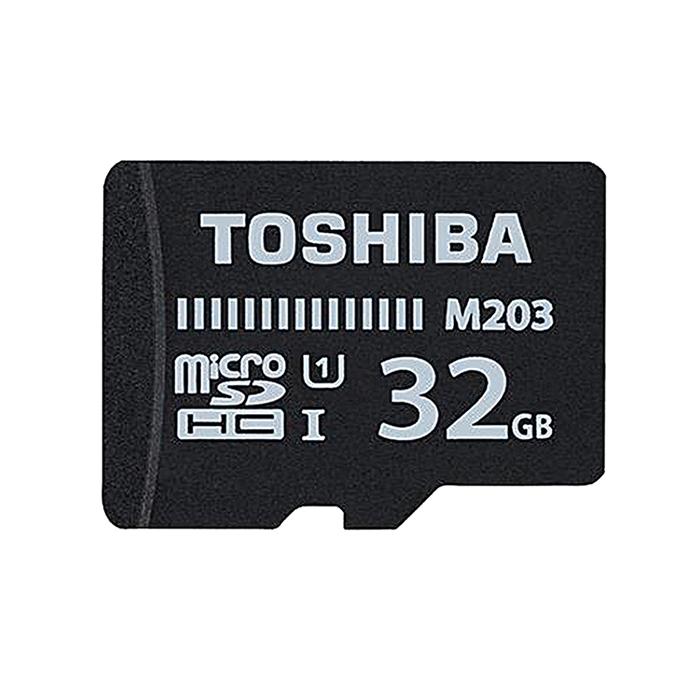 TOSHIBA 32GB 100MB/s MicroSDXC U1高速記憶卡