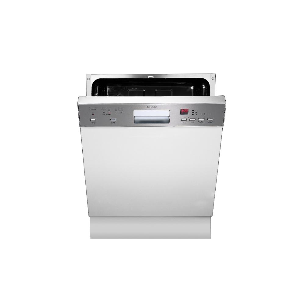 Svago半嵌式洗碗機MW-7709(全省安裝)