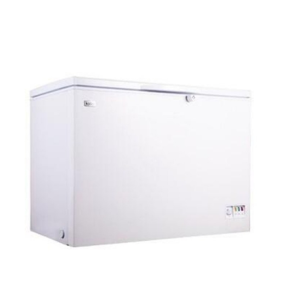 歌林300L冰櫃白色冷凍櫃KR-130F07(含標準安裝)